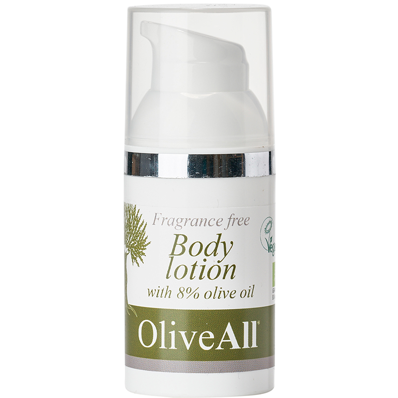 OliveAll Natural Body Lotion 30 ml
