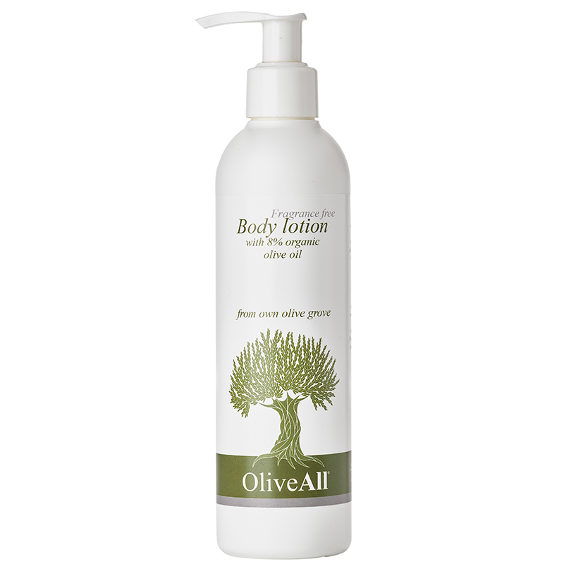 OliveAll Natural Body Lotion 250 ml