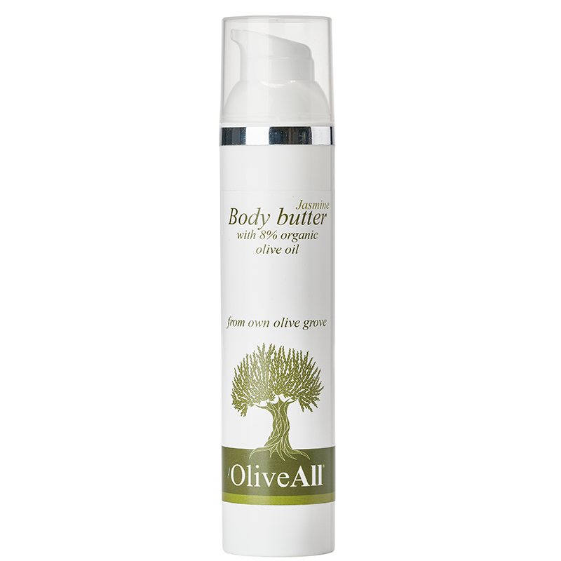 OliveAll Green Body Lotion Jasmine 100 ml