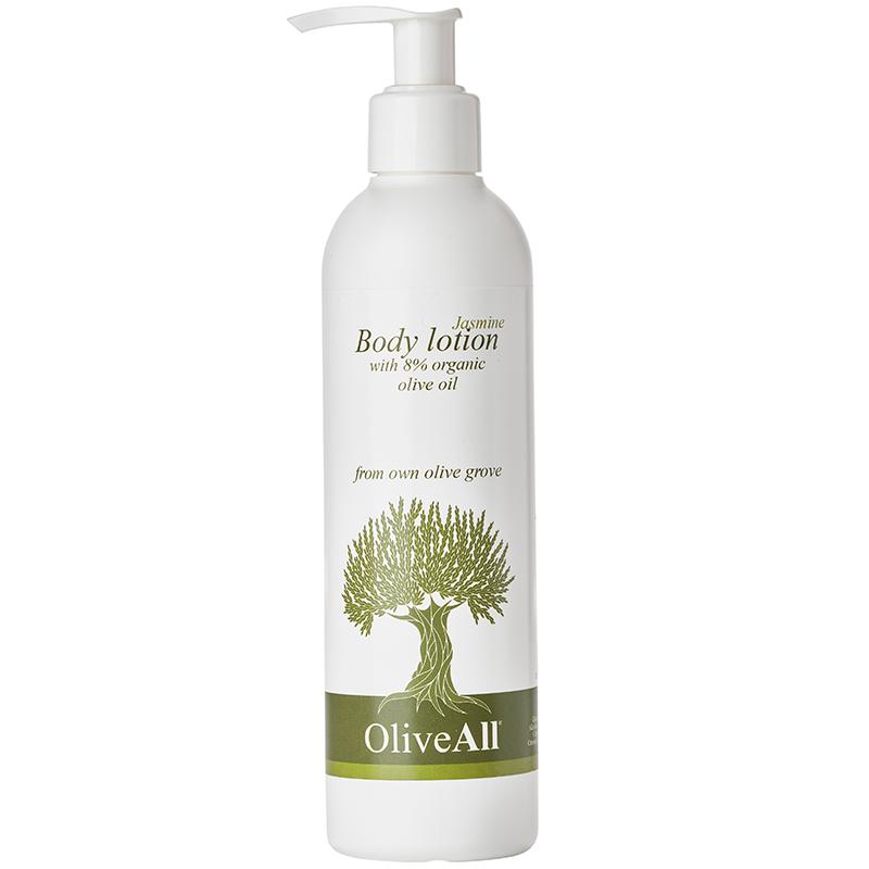 OliveAll Green Body Lotion Jasmine 250 ml
