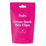 Freebra Cross Back Bra Clips 2 delar