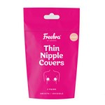 Freebra Thin Nipple Covers Light 3-pack