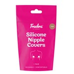 Freebra Silicone Nipple Covers Tan 1 par