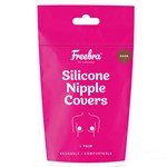 Freebra Silicone Nipple Covers Dark 1 par