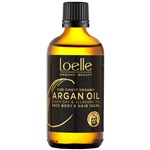 Loelle Arganolja Face Hair & Body Oil 100 ml