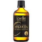 Loelle Arganolja Face Hair & Body Oil 100 ml