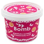 Bomb Cosmetics Body Scrub Grapefruit & Nectarine