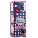 Le Mini Macaron Gel Manicure Kit Midnight Blueberry 10ml +Tool
