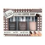 Le Mini Macaron Les Minis Manicure Set Coffee Shop 3x5ml