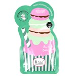 Le Mini Macaron Hand Mask Jasmine Green Tea