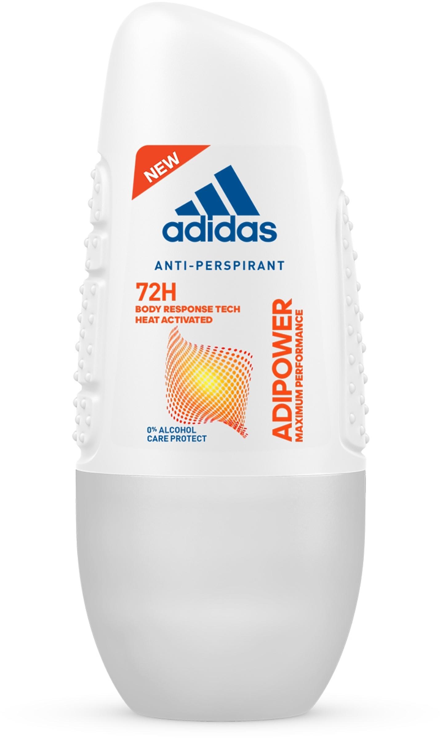 Adidas Women Adipower Roll-On 50 ml
