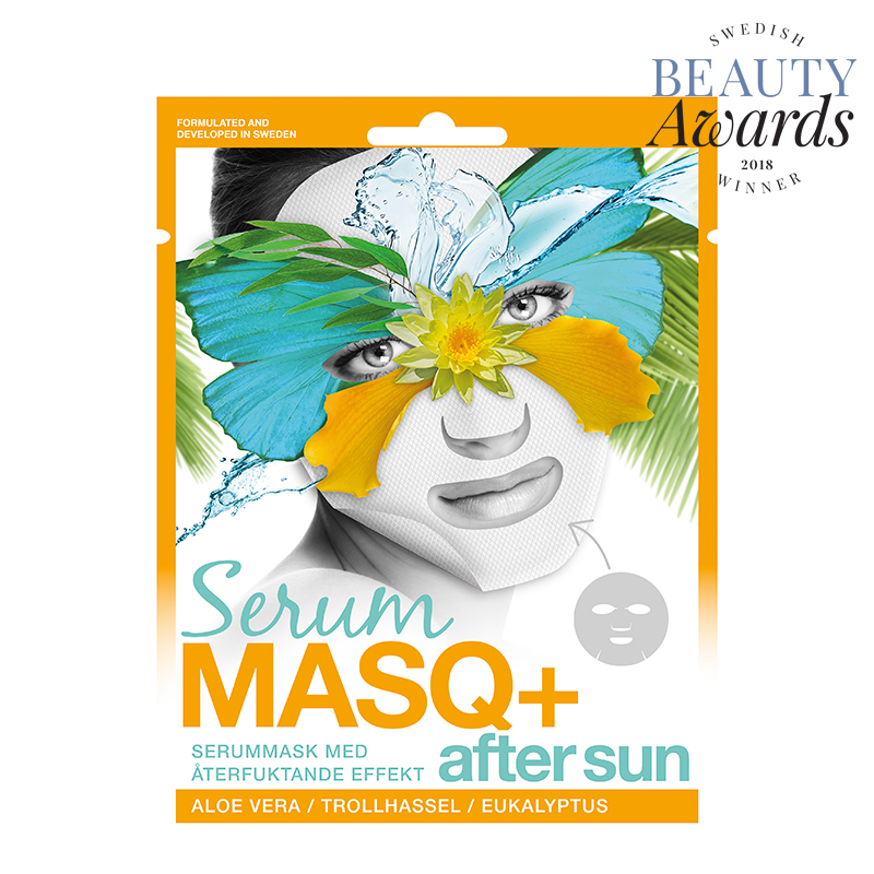 Serum Masq+ After Sun