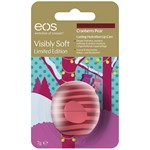 Eos Visibly Soft Lip Balm Cranberry Pear 7 g