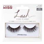 Kiss Haute Couture Lash Little Black Dress