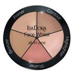 Isadora Face Wheel All-In-One 18 g