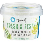 Cornish Sea Salt Fresh & Zesty 55 g