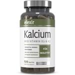 Elexir Kalcium 120 tabletter