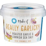 Cornish Sea Salt Really Garlicky 55 g