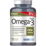 Elexir Omega-3 Forte 1000 mg 132 kapslar