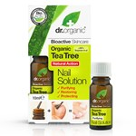 Dr.Organic Tea Tree Nail Solution Nagelolja 10 ml