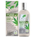 Dr.Organic Hemp Oil Rescue Conditioner 265 ml