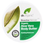 Dr.Organic Aloe Vera Body Butter 200 ml
