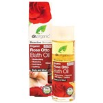 Dr.Organic Rose Otto Bath Oil 100 ml