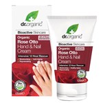 Dr.Organic Rose Otto Hand and Nail Cream 125 ml