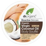 Dr.Organic Virgin Coconut Oil Body Soufflé 200 ml