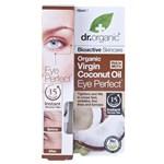 Dr.Organic Virgin Coconut Oil Eye Perfect Ögonserum 15 ml