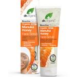 Dr.Organic Manuka Honey Face Scrub 125 ml
