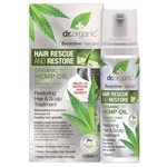 Dr.Organic Hemp Oil Restoring Hair and Scalp Treatment 150 ml