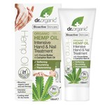 Dr.Organic Hemp Oil Intensive Hand and Nail Treatment 100 ml