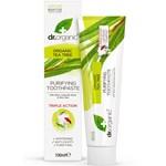 Dr.Organic Tea Tree Toothpaste 100 ml