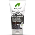 Dr.Organic Activated Charcoal Face Mask 125 ml