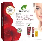 Dr.Organic Rose Otto Aromatic Facial Regimen Kit