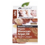 Dr.Organic Moroccan Argan Oil Night Cream 50 ml