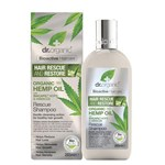 Dr.Organic Hemp Oil Rescue Shampoo 265 ml