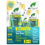 Dr.Organic Tea Tree Spot Treating Pack