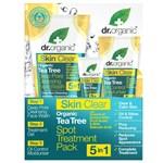 Dr.Organic Tea Tree Spot Treating Pack