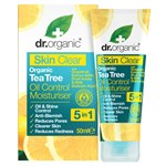 Dr.Organic Tea Tree Oil Control Moisturizer 50 ml