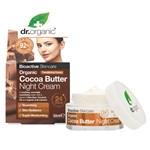 Dr.Organic Cocoa Butter Night Cream 50 ml