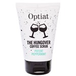 Optiat Coffee Scrub Potent Peppermint
