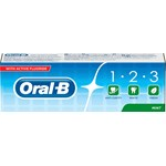 Oral-B 123 Mint Tandkräm 75 ml