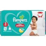 Pampers Baby-Dry Pants Byxblöjor stl 3, 6-11 kg 44 st