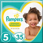 Pampers Premium Protection Blöjor stl 5, 11-16 kg 35 st