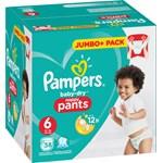 Pampers Baby-Dry Pants Byxblöjor stl 6, 15+ kg 58 st