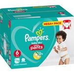Pampers Baby-Dry Pants Byxblöjor stl 6, 15+ kg 76 st