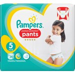 Pampers Premium Protection Byxblöjor stl 5, 11-16 kg 30 st