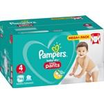 Pampers Baby-Dry Pants Byxblöjor stl 4, 9-15 kg 94 st
